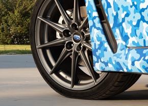 Subaru BRZ 2020 teaser