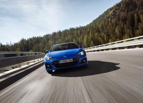 Subaru BRZ productie einde 2020