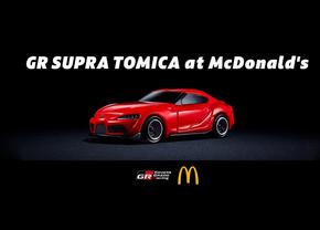 McDonalds Happy Meal Supra