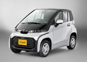 Toyota C+Pod (2020)