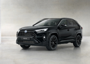 Toyota RAV4 Black Edition 2020