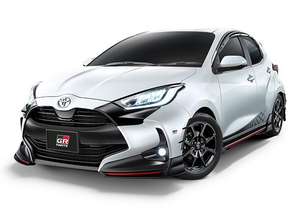 Toyota Yaris GR Parts 2020