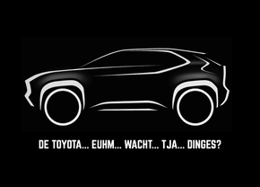 Toyota Yaris Crossover Teaser 2020