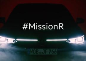 Volkswagen Golf R teaser 2020