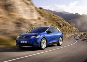 Volkswagen ID4 prijs België