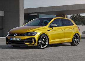 Volkswagen Polo R 2020 Render