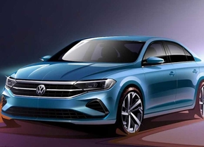 Volkswagen Polo Sedan Rusland 2020