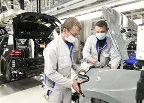 Volkswagen Car.Software ID3 Audi