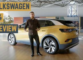 Volkswagen ID4 elektrische SUV video