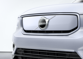 Volvo XC100 Recharge 2023 elektrische SUV coupé