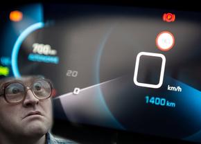 3D cockpit auto Peugeot Continental