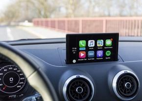 Apple CarPlay Android Auto veilig