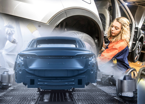 Autoproductie opstart Corona 2020
