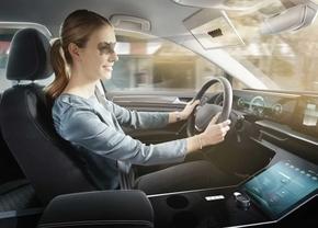 Bosch Virtual Visor Car