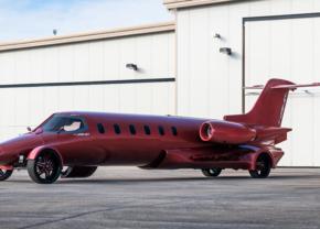 Limo Jet Learmousine
