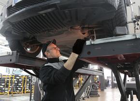 Lockdown Corona Auto onderhoud garage