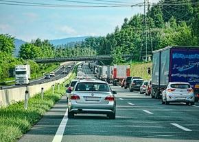 Reddingsstrook snelweg boete