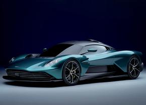 Aston Martin Valhalla 2021