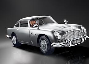 Playmobil Aston Martin DB5 Goldfinger 70578