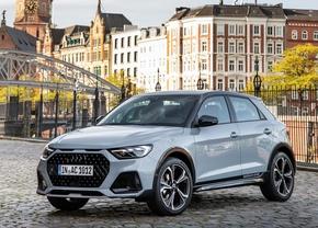 Audi A1 end