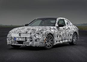 BMW 2 Reeks 2021 teaser