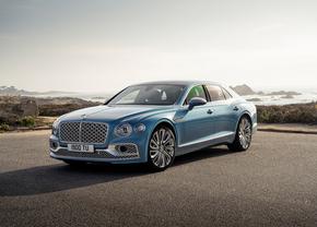 Bentley Flying Spur Mulliner 2021