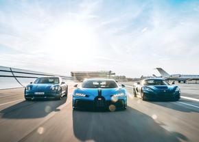 Bugatti Rimac 2021