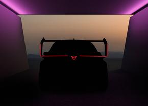 Cupra UrbanRebel concept teaser 2021