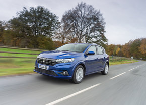 Dacia Sandero : la plus vendue en Europe