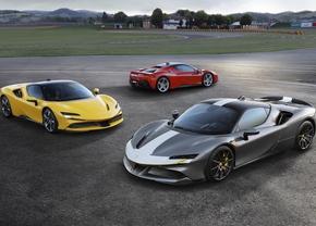 Ferrari elektrisch 2030-2035