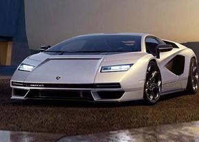 Lamborghini Countach Leak