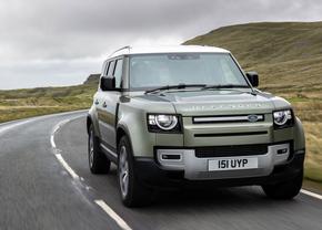 Land Rover Defender FCEV Prototype 2021