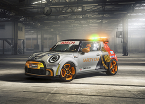 Mini Electric Pacesetter JCW 2021