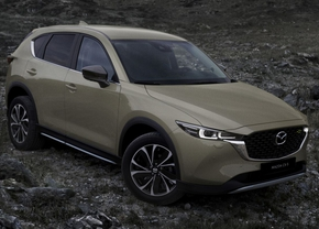 Mazda CX-5 facelift 2022 newground