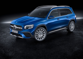 Mercedes GLB rappel