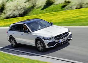 Mercedes C-Klasse All-Terrain 2021