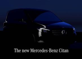 Mercedes Citan teaser 2021