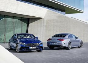 Mercedes CLS facelift 2021