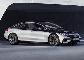 Mercedes 100% électrique 2030
