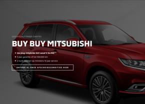 Mitsubishi Belgique sold out