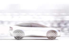 Nissan EV concept