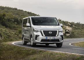 Nissan NV300 facelift (2021)