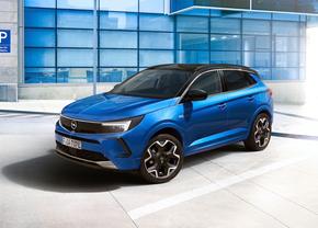 Opel Grandland facelift 2021 info