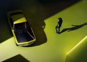 Opel Manta GSE ElectroMOD
