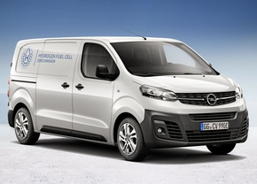 Opel Vivaro-e Hydrogen (2021)
