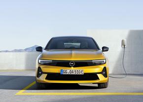 Opel Astra 2021 plug-inhybride