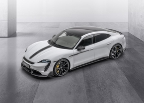 Mansory Porsche Taycan 2021