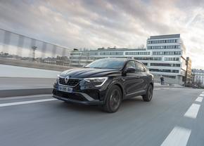 Renault Arkana E-tech info