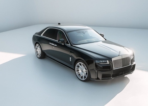 Spofec Rolls-Royce Ghost 2021