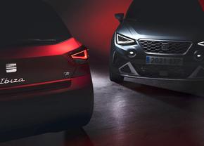 Seat Arona & Seat Ibiza Facelift 2021